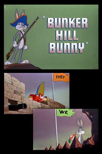 Bunker Hill Bunny Poster