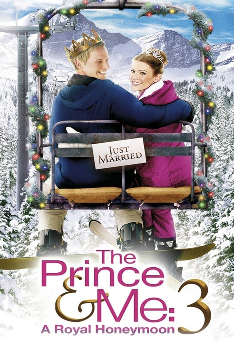 The Prince & Me: A Royal Honeymoon Poster