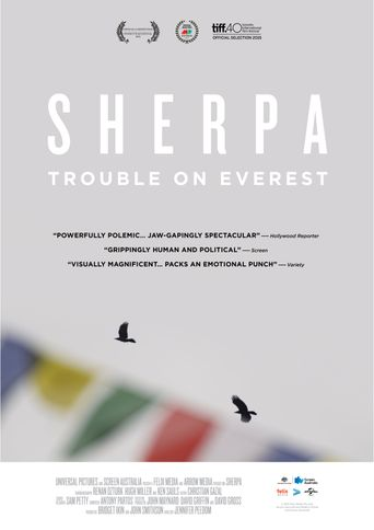 Sherpa Poster