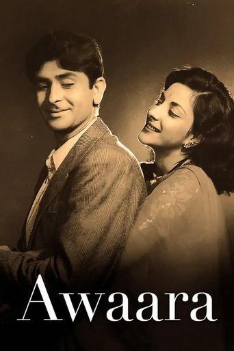 Awaara Poster