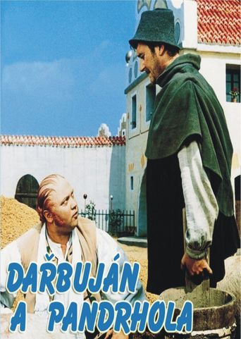 Darbujan and Pandrhola Poster