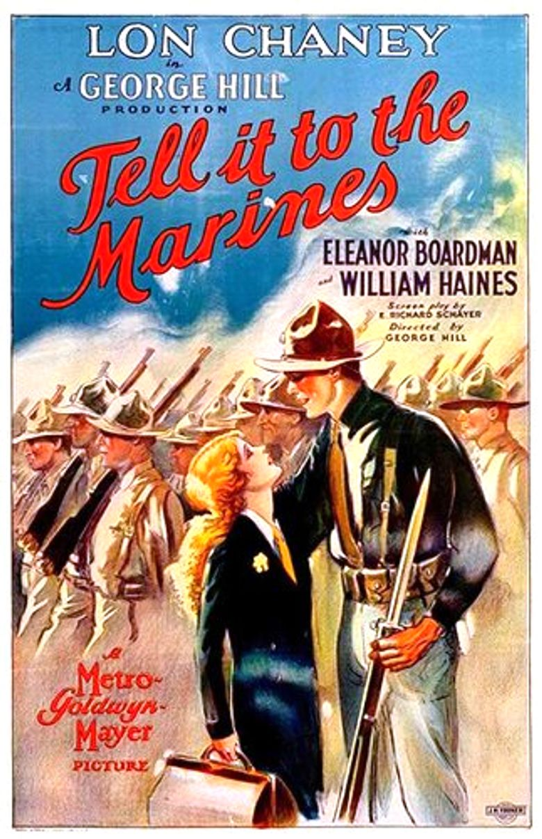 Watch Tell It to the Marines