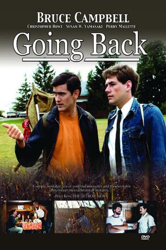 Going Back Poster