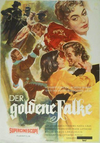 Der goldene Falke Poster