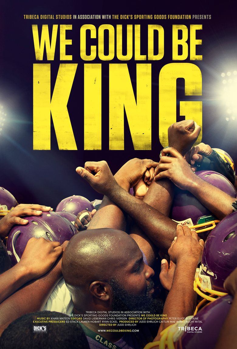 We Could Be King Poster