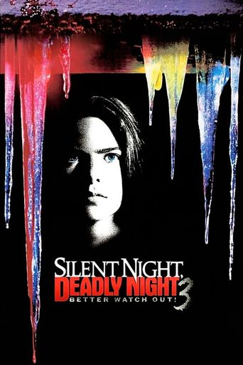 Silent Night, Deadly Night III: Better Watch Out! Poster