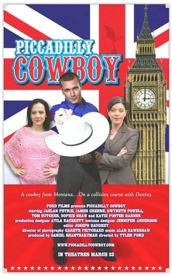 Piccadilly Cowboy Poster