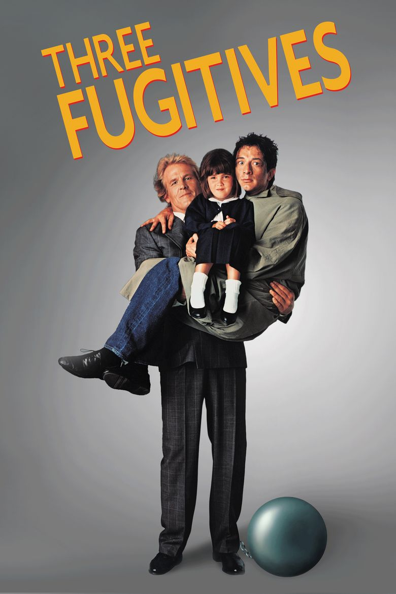 Three Fugitives Poster