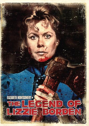 The Legend of Lizzie Borden Poster