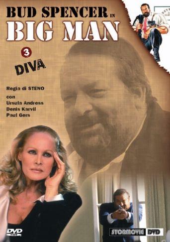 Big Man - The Diva Poster