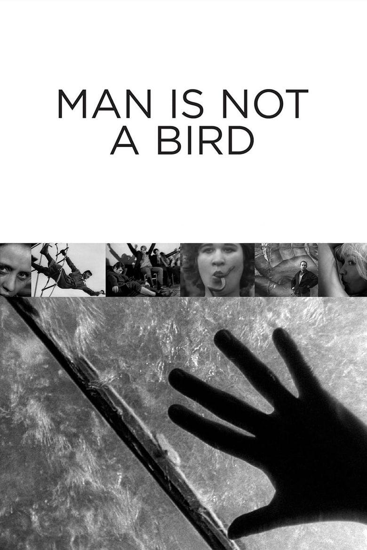Man Is Not a Bird Poster