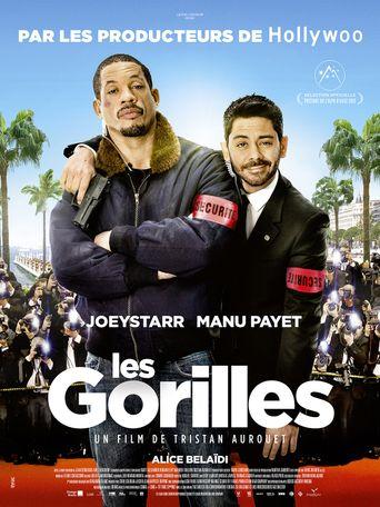 Les Gorilles Poster