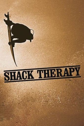 Shack Therapy Poster