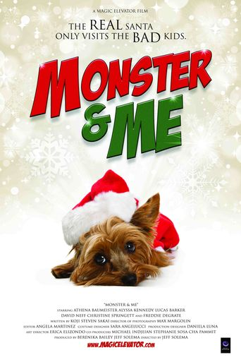 Watch Monster & Me