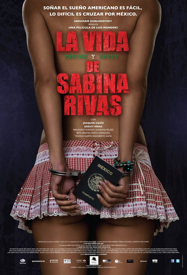The Precocious and Brief Life of Sabina Rivas Poster