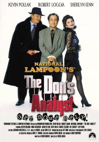 The Don's Analyst Poster