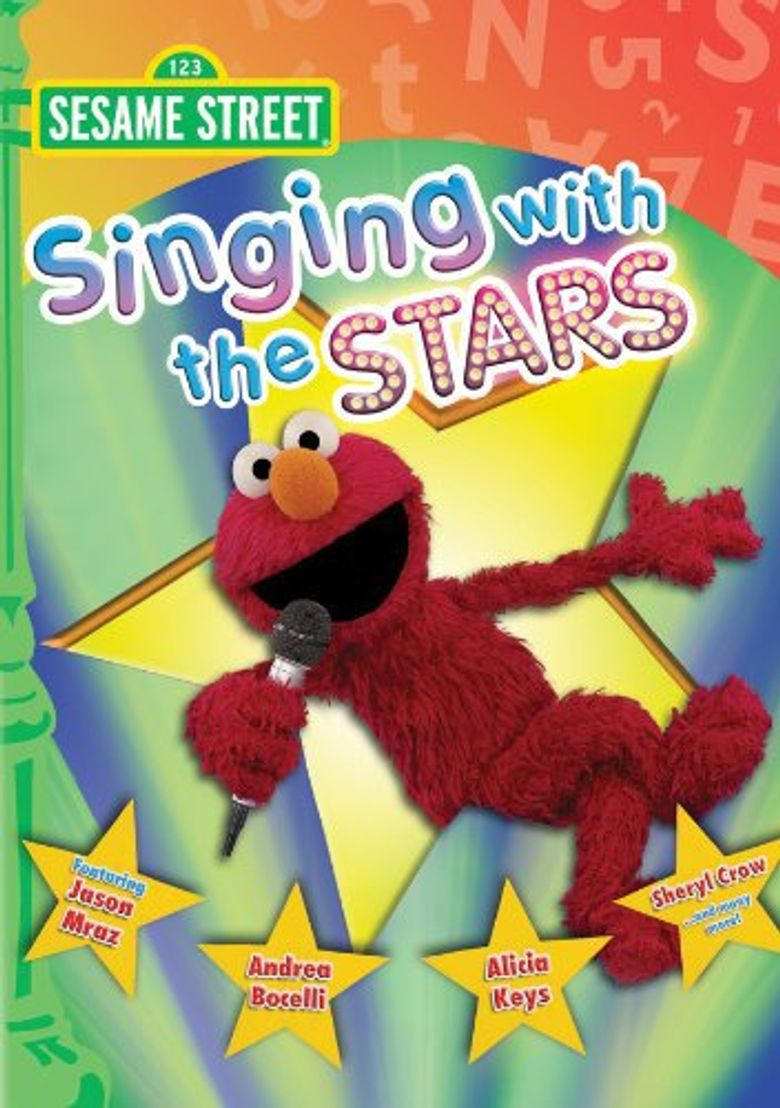 Sesame Street: Singing with the Stars Poster