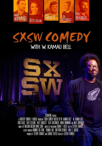 SXSW Comedy With W. Kamau Bell Poster