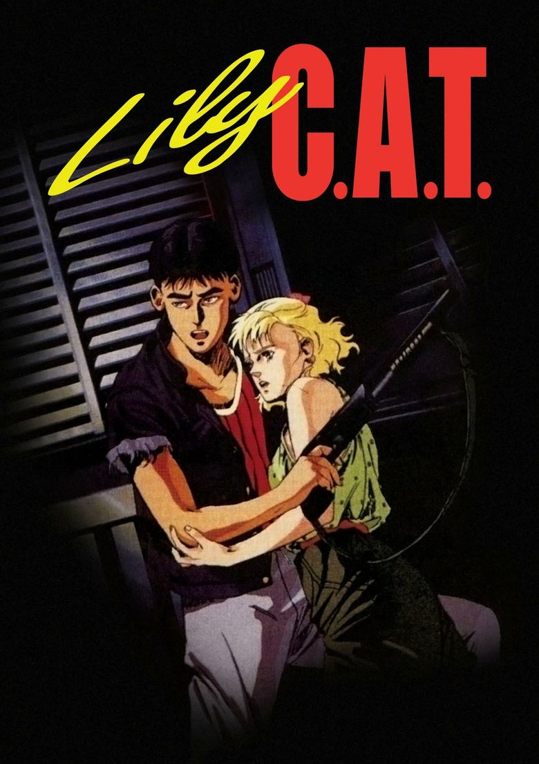 Lily C.A.T. Poster