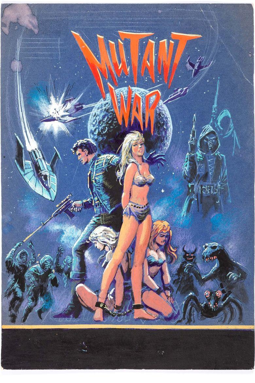 Mutant War Poster