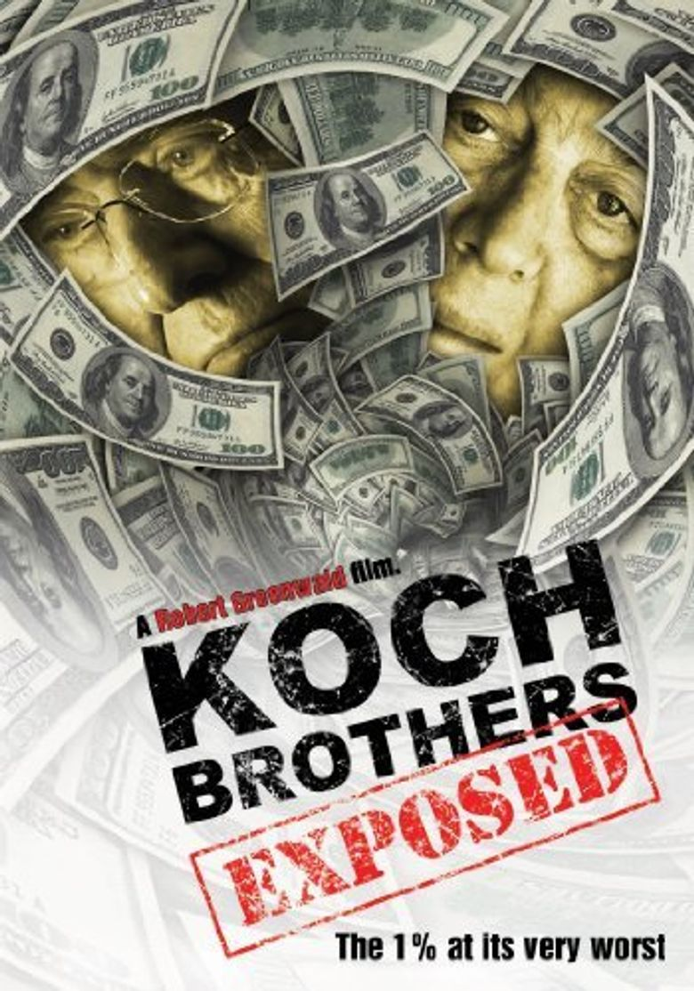 Koch Brothers Exposed Poster