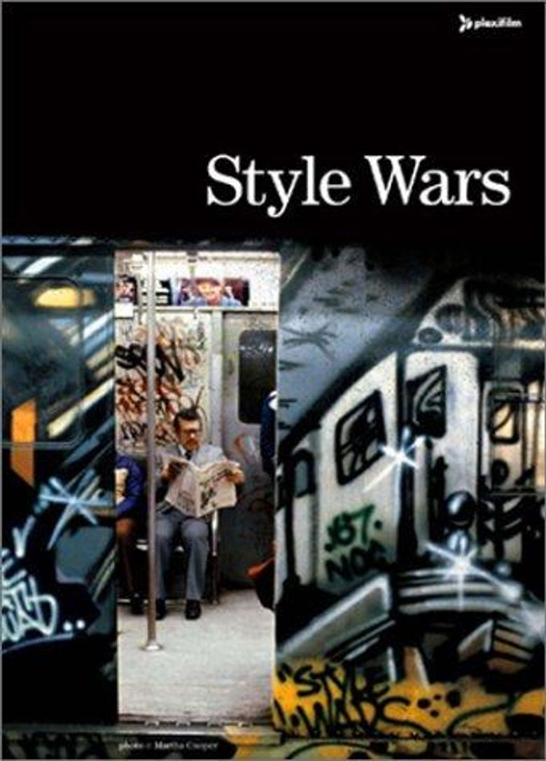 Style Wars Poster