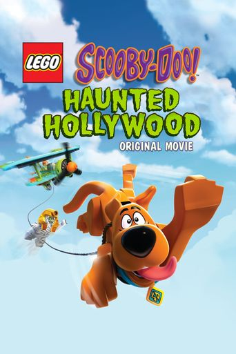 Lego Scooby-Doo!: Haunted Hollywood Poster