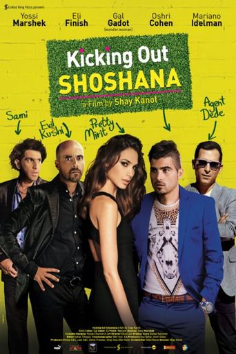 Kicking Out Shoshana Poster