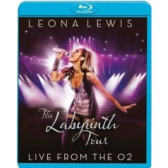 Leona Lewis - The Labyrinth Tour Poster