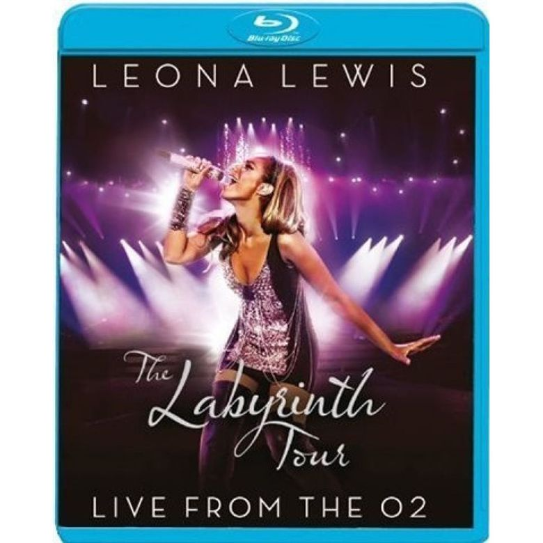 Leona Lewis: The Labyrinth Tour Poster