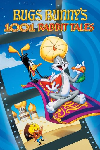 Bugs Bunny's 3rd Movie: 1001 Rabbit Tales Poster