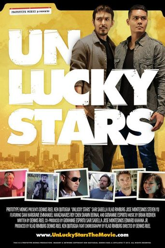 Unlucky Stars Poster