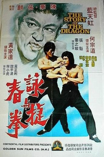 The Story of the Dragon Poster