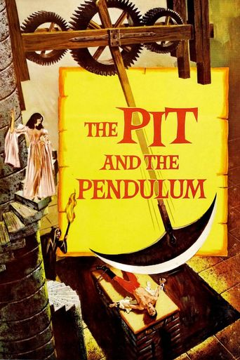 The Pit and the Pendulum Poster