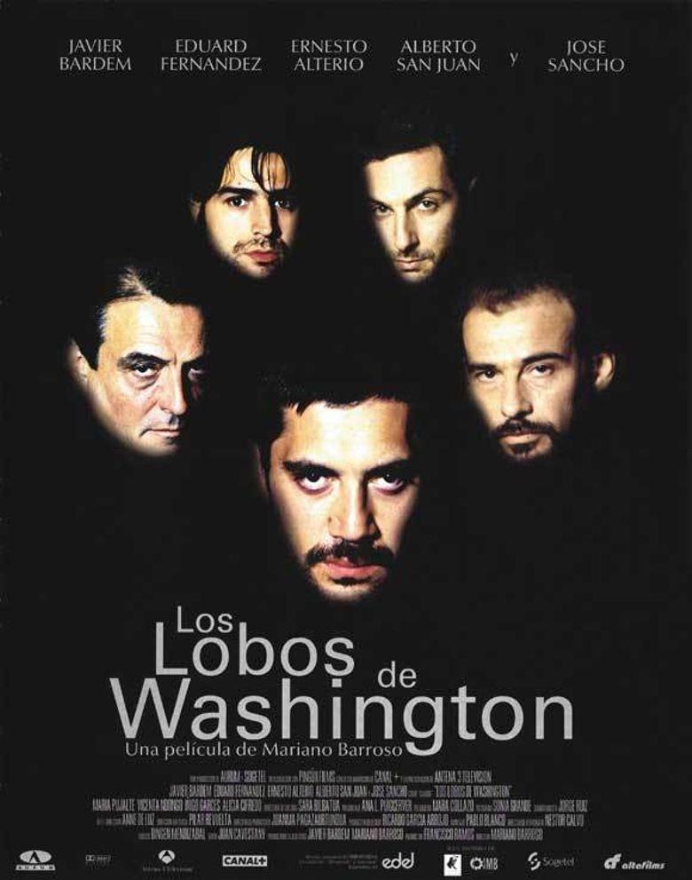 Washington Wolves Poster