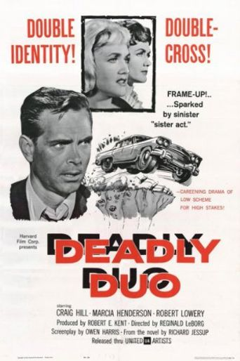 Deadly Duo Poster