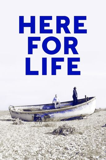 Here for Life Poster