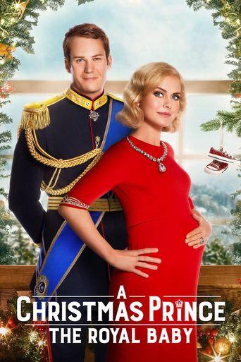 A Christmas Prince: The Royal Baby Poster