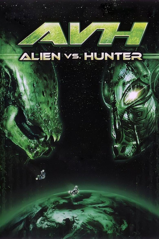 AVH: Alien vs. Hunter Poster