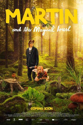 Martin and the Magical Forest Poster