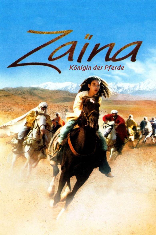 Zaina: Rider of the Atlas Poster