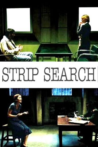 Strip Search Poster