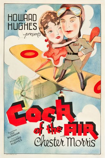 Cock of the Air Poster