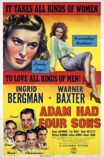 Watch Adam Had Four Sons