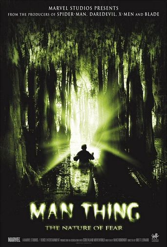 Watch Man-Thing