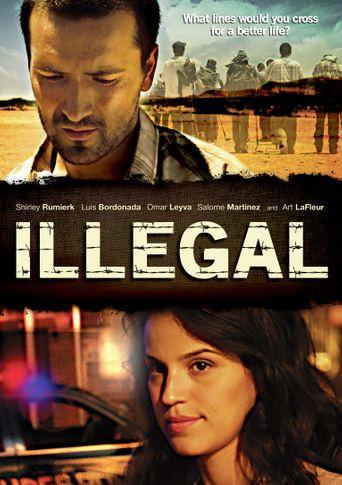 Ilegales Poster