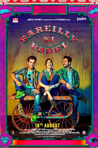 Bareilly's Barfi Poster
