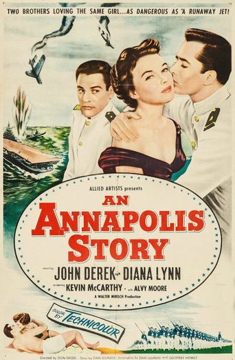 An Annapolis Story Poster