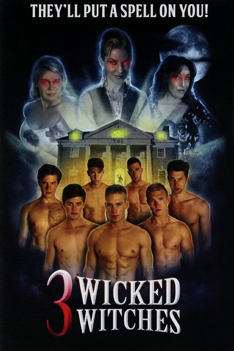 3 Wicked Witches Poster