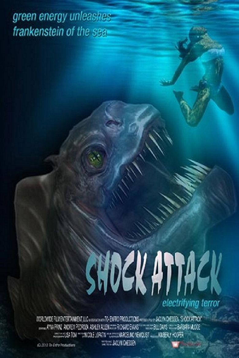 Shock Attack Poster